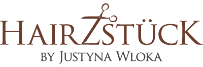 Hairzstück Frisuren by Justyna Wloka